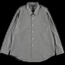 mfpen Exact Shirt - Black Glen Check