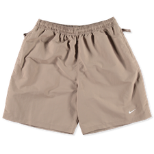 NikeLab Essentials                            NRG Solo Swoosh Shorts - Malt