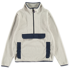 Patagonia Synch Anorak - Oatmeal Heather