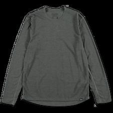Patagonia M's L/S Cap Cool Trail Shirt - Forge Grey