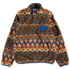 Patagonia W's Synch Snap-T P/O - Anthos Pink