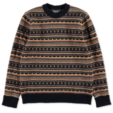 Patagonia M's Recycled Wool Sweater - New Navy