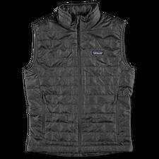 Patagonia M's Nano Puff Vest - Forge Grey