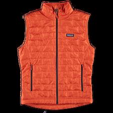 Patagonia M's Nano Puff Vest - Metric Orange