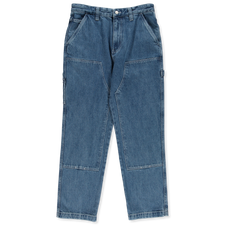 Stüssy Denim Work Pant - Blue