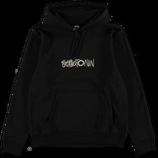 Stüssy Serotonin App. Hoodie - Black