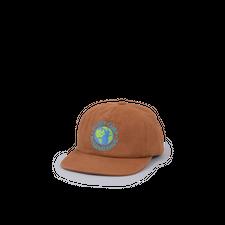 Stüssy Utopia Strapback Cap - Brown
