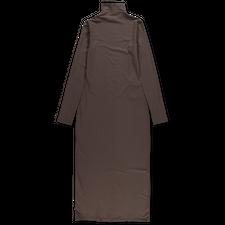Lemaire Second Skin Dress - Mushroom