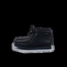 Clarks Originals WallabeeBT GTX - Black Leather