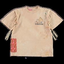 Main Nué                                           Tintin T-Shirt - Beige