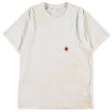 Main Nué                                           Collage T-Shirt - White/Red