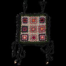 Main Nué                                           Crochet Top - Multi