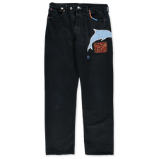 Main Nué                                           Dolphin Jeans - Grey