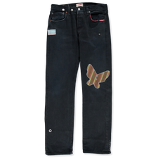 Main Nué                                           Water lily Jeans - Grey