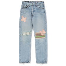 Main Nué                                           Butterfly Jeans 2 - Blue