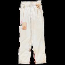 Main Nué                                           Onion Jeans - White