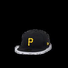 New Era 59FIFTY Pittsburg Pirates - Black