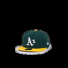 New Era 59FIFTY Oakland Athletics - Green