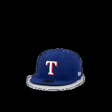 New Era 59FIFTY Texas Rangers - Blue