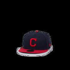 New Era 59FIFTY Cleveland Indians - Blue