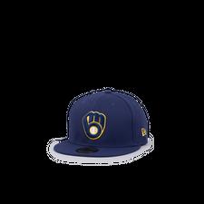 New Era 59FIFTY Milwaukee Brewers - Blue