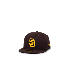 New Era 59FIFTY San Diego Padres - Brown