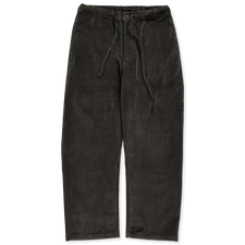 J.Press                                            Corduroy Easy Trousers - Charcoal
