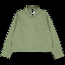 Margaret Howell MHL Overall Shirt - Khaki