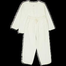 AIAYU Pyjamas Seersucker - Ivy