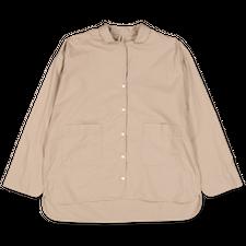 AIAYU Pyjamas Shirt - Cocoa