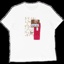 Main Nué                                           Wild horses t-shirt 3 - White