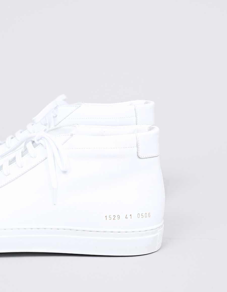 Original Achilles Mid White
