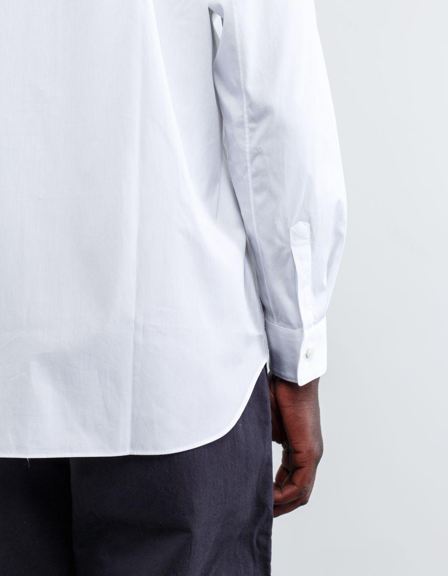 Comme des Garçons SHIRT - Forever Narrow Classic Oxford Shirt White
