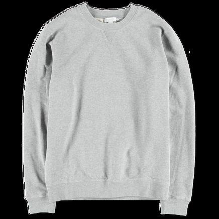 Basic Sweatshirt Grey