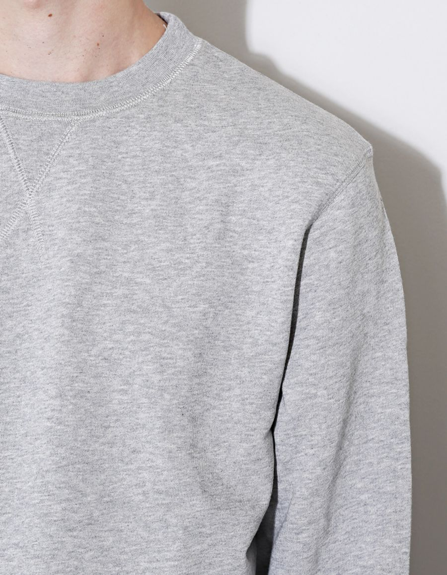 Basic Sweatshirt Grey
