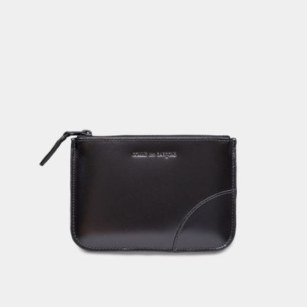 Rounded Zip Case VB Black