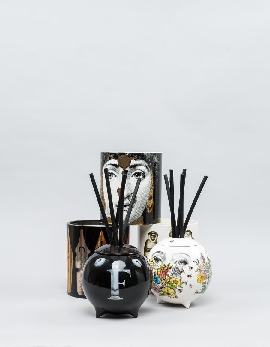 Fornasetti Scented Candle