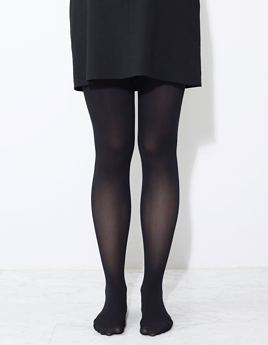 Olivia Standard Stocking Black