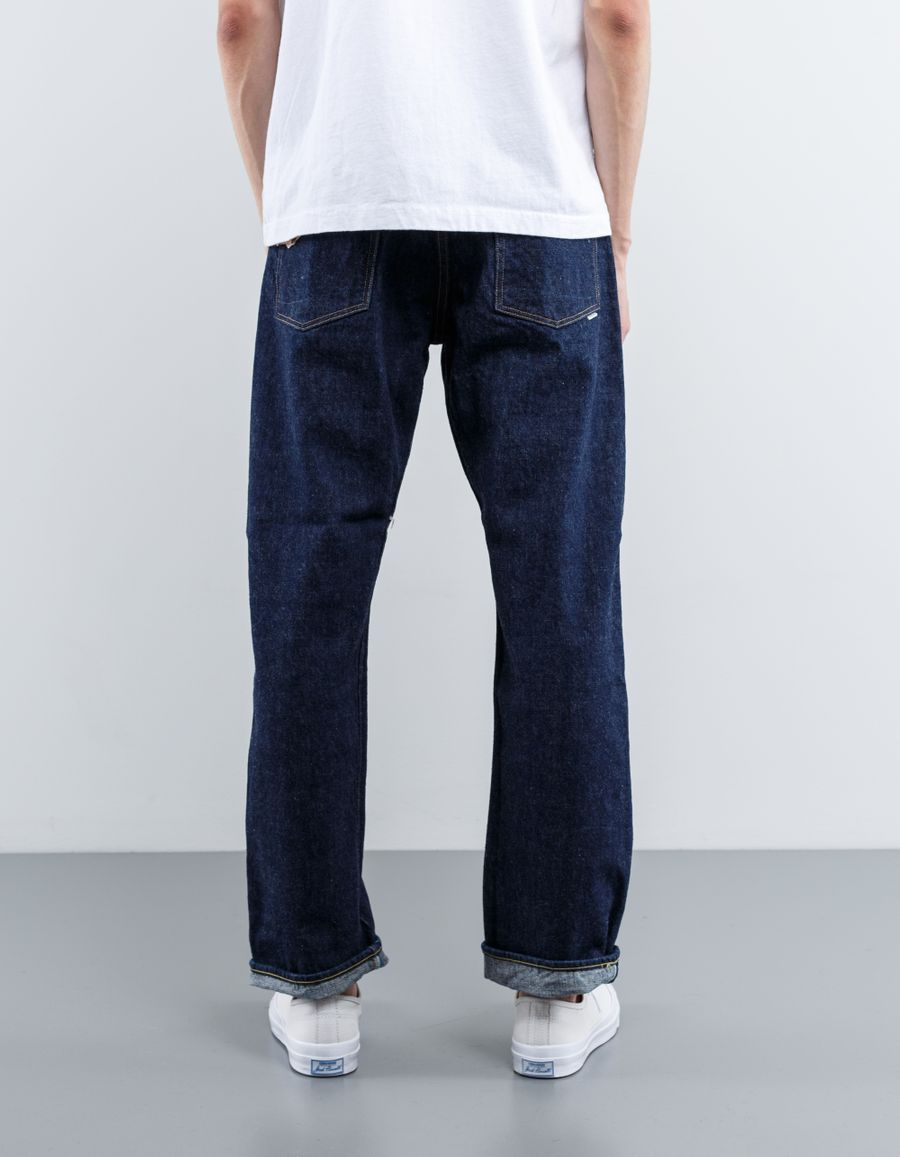 orSlow - Standard Denim 105 One Wash