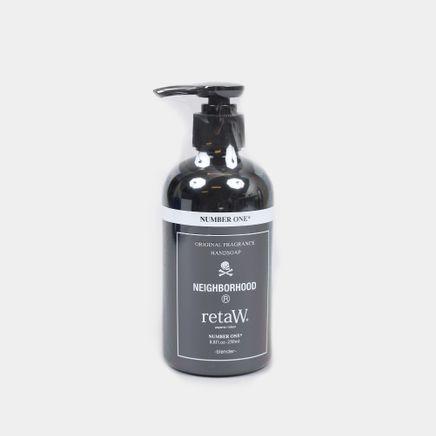 retaW Hand Soap