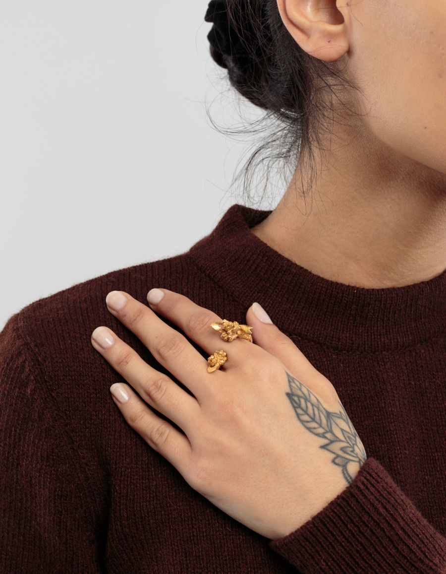 Open Statement Ring