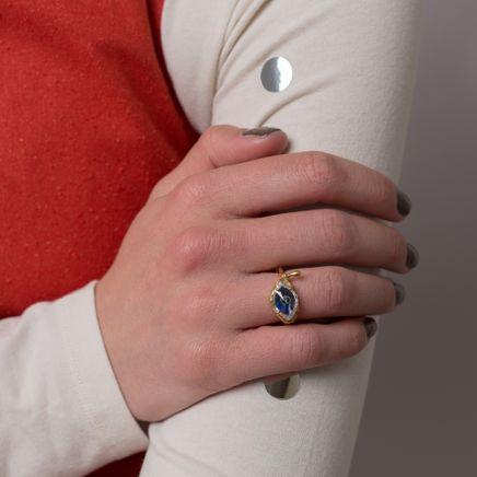 Crying Eye Ring