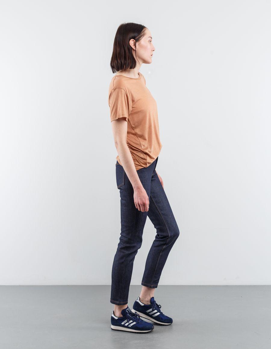 A.P.C. High Standard Jeans Indigo