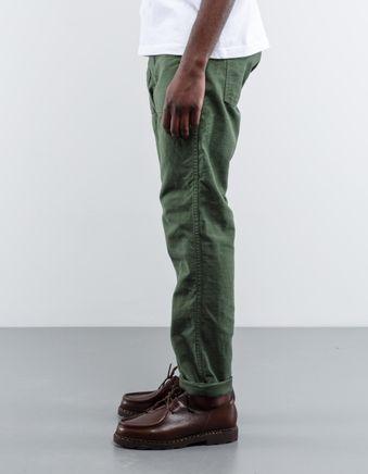 Slim Fit Fatigue Pants
